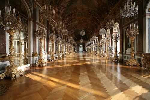 Versailles for my house interior design pavimenti legno for Charles che arredo la reggia di versailles